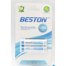 Аккумулятор BESTON AAA 1250mAh Ni-MH 2шт